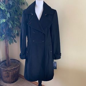 Tommy Hilfiger Double-Breasted Peacoat size Xlarge